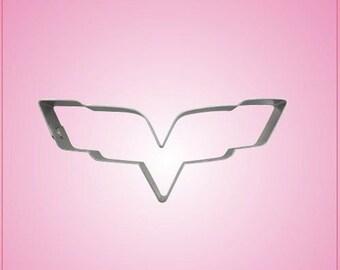 Corvette Logo Cookie Cutter