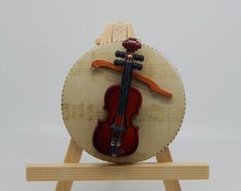 Violin?  Fiddle?