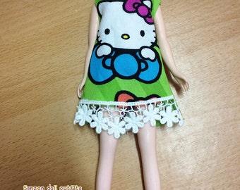 Dress kitty for neo blythe