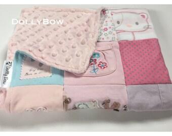 Baby Keepsake Blanket, Memory Keepsake Blanket, New Baby Blanket, Cuddle Blanket, Baby Blanket, keepsake gift