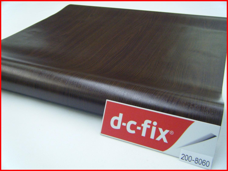 Contact Paper DC FIX 67 5CM X 2M Wood Dark Maron Design