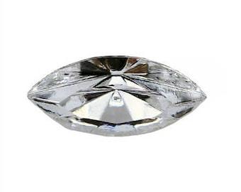 Swarovski Navette Crystal