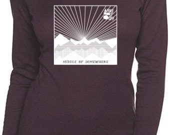 Women's Middle of Somewhere Soft Thermal