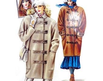 Duffle coat pattern | Etsy
