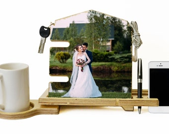 Wedding gift for husband Docking Station with LOVE