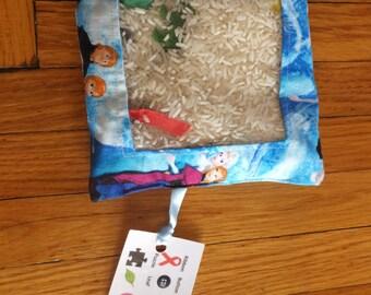Frozen I Spy Bag