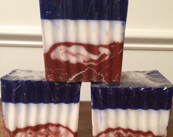 America Red, White and Blue Bar