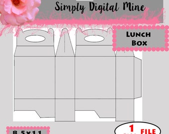 YOU Design!!! lunch box Templates!!