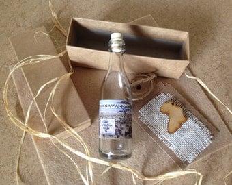 African Savannah Gift Bottle