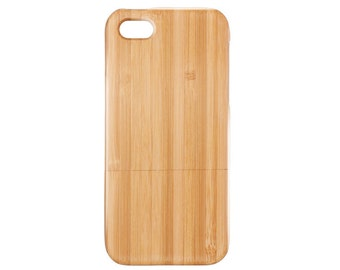 iPhone 6 Plus/6s Plus Bamboo Wood Case (WOOD01)