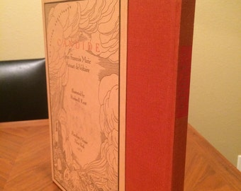 1975 Candide By Voltaire Illustrated Rockwell Kent Random House Limited Edition with Slip Case
