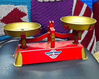 Vintage French Toy Scales