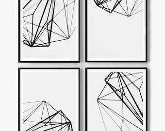 Minimalistic print, Minimal, Architecture, Abstract art, Modern art, Wall decor, Digital art, Printable, Digital art Instant Download 16x20