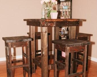 Pub Table Barstool