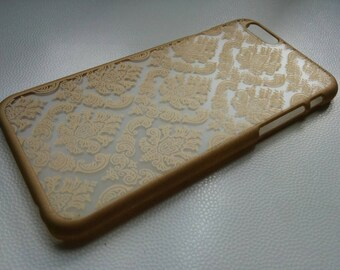 Iphone cover 6-Gold