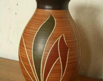 west german pottery by kule keramik decor lozern