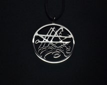 popular items for necronomicon jewelry on etsy