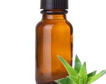 Andes Organics Pure Aloe Vera Oil, 100 ml