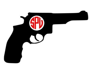 Gun Decal Etsy - Custom gun barrel stickersgun decals shotgun barrel sticker shooting ammo decal
