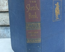 1920s The Sketch Book by Washington Irving
