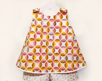 baby girl, Baby Girl Clothes, Baby Summer Dress, Baby Beach Dress, Girls Dresses Size 6-12 months, Toddler Dress, Toddler Girl Clothes