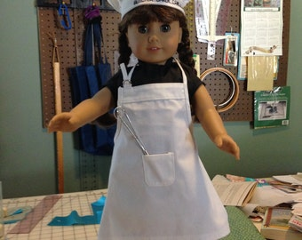 Chef or Sous Chef outfit for the gourmet doll