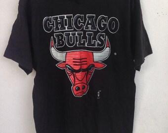 Vintage Chicago Bulls NBA 90's tshirt L