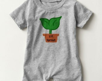 Lil Sprouts Romper