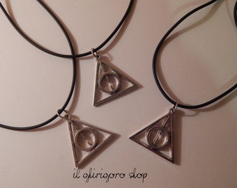 Necklace Deathly Hallows - Harry Potter