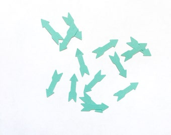 Custom Colors Arrow Paper Confetti