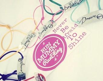 Official RMR Words of Wisdom Bracelet
