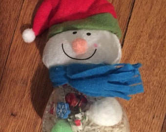 Snowman Eye-Spy!