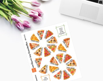 Pizza night Planner Stickers CAM00148