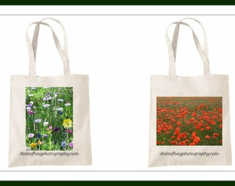 Baleofhayphotography Bags, 100 % Cotton, Bags for Life, Ethically Produced Bags