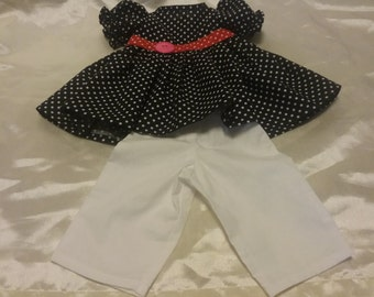 18 inch doll clothes dress pants made for American girl doll