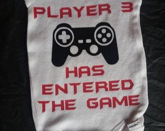 Player 3 Onesie