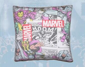 Marvel Comics Superheroes Print Handmade Cushion Pillow