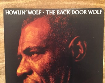 Howlin Wolf Back Door wolf record vinyl