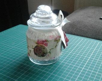 Shabby Chique jar