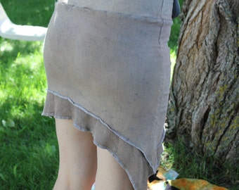 Hemp and Bamboo Pixie Skirt