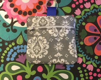 Mini Zippered Pouch Design