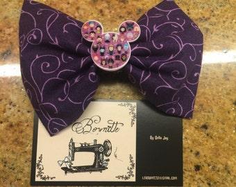 Disney Villains Hair Bow