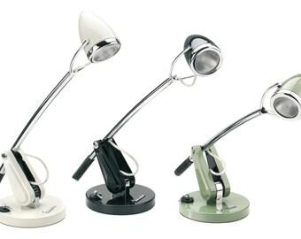 "Vespa burealamp Vespa ""98"" 1946 Vespa koplamp / Vespa table lamp ""98"" 1946 Vespa headlight (Height 57cm)"