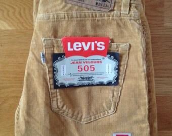 pants vintage levis high waist unused denim