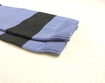 Color Block Leg Warmers
