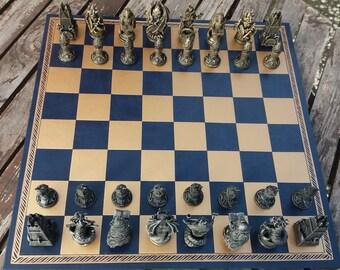Cthulhu Chess Set