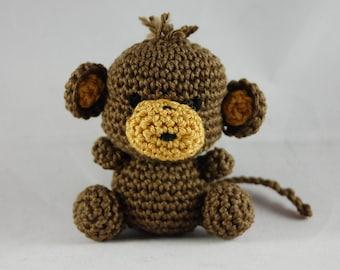 Cute Little Monkey (READY TO SHIP)