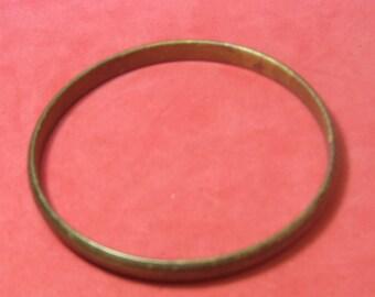 Vintage Bracelet brass