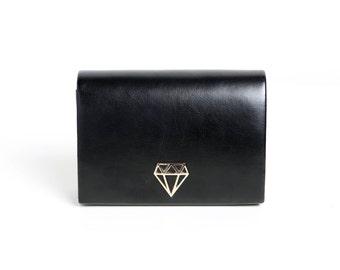 Black Mini-Bag   Petit Sac Noir pour femmes élégant sac à main