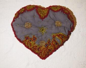 Passion Heart by  Dynishka Dieudonni